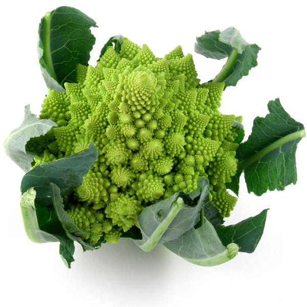 Broccoflower (Romanesco)