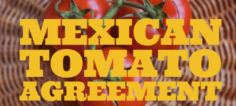 New Mexican tomato proposal finds cool reception by Florida